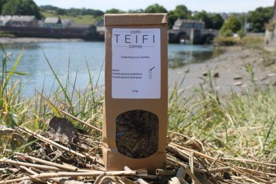 More great local food & drink Teifi Coffee