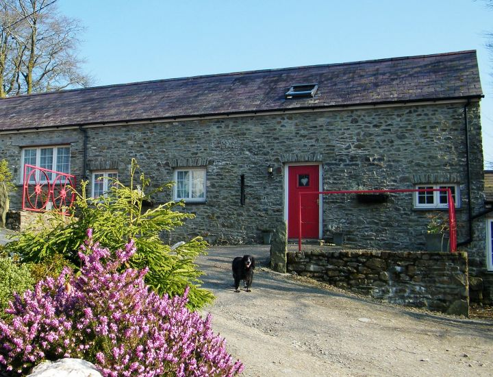 The Mill holiday cottage