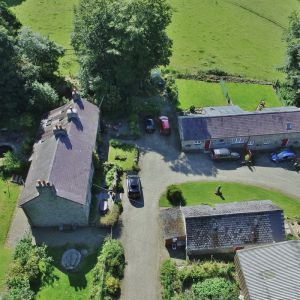 Farm holiday cottages in Wales