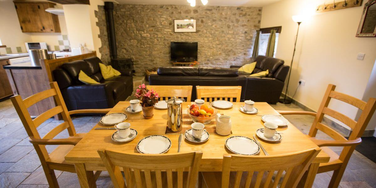 The Mill - Sleeps 6 in 3 spacious bedrooms